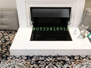 مشبات , مشبات الرياض مشبات الشرقية , تصميم مشبات رخام وحجر مزخرفه من الخشب 0534388185